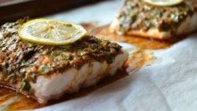 דג בלימון - מעדן דג מרוקאי