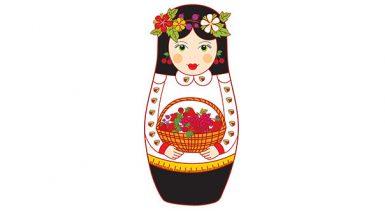 בבושקה עם תותים
