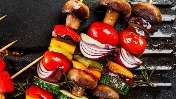 ירקות צלויים