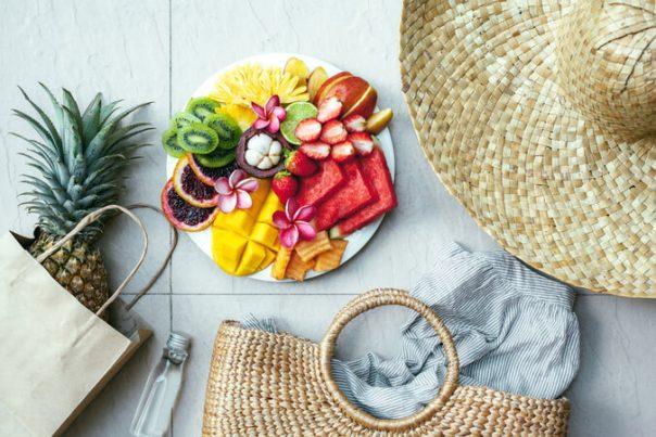 דיאטה בחופשה