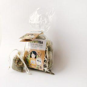 חליטת צמחים- לואיזינע