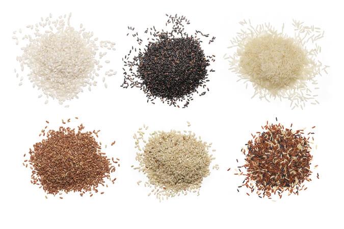 סוגי אורז