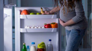 תזונה לנשים בהיריון